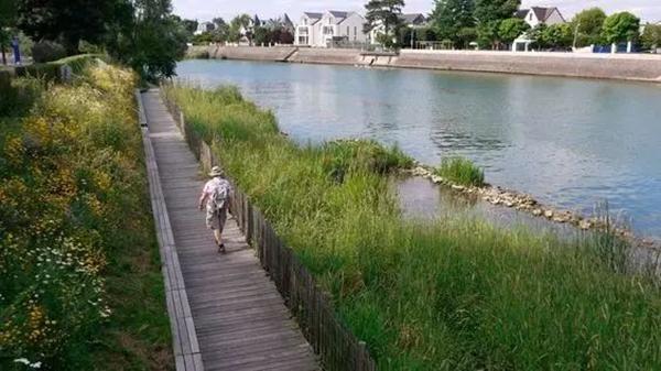 玩转滨水景观设计, 凯创园林送你8招必杀技!